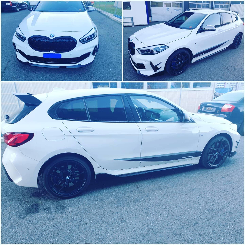 BMW personnalisée