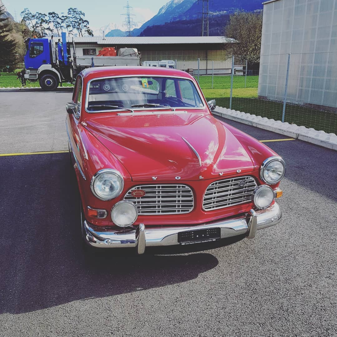 oldtimer Volvo